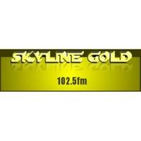 Logo de la radio Skyline Gold 102.5FM