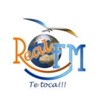 Logo de la radio Real FM Metapan