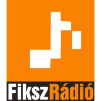 Logo of radio station FIKSZ Rádió