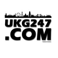 Logo of radio station UKG 247