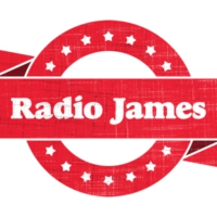 Logo of radio station Radio James