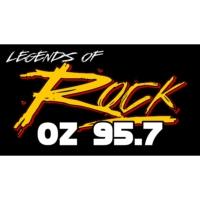 Logo of radio station KYOZ OZ 95.7