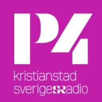 Logo of radio station P4 Kristianstad