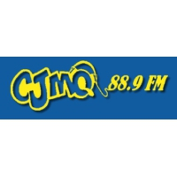 Logo of radio station CJMQ