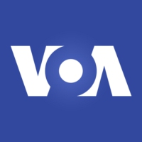 Logo of radio station VOA Africa