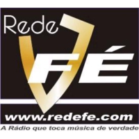 Logo of radio station Rede Fe