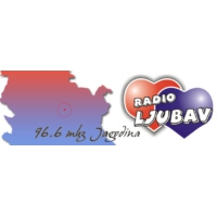 Logo of radio station Radio Ljubav