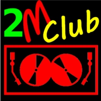 Logo of radio station 2M Club