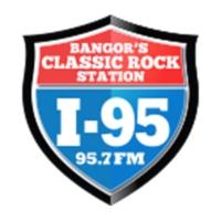 Logo of radio station WWMJ I-95