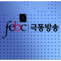 Logo of radio station HLDD Far East Broadcasting Changwon