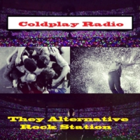 Logo of radio station Coldplay Radio