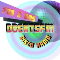 Logo of radio station DBeatsFM - 70s & 80s Disco Radio