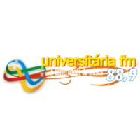 Logo of radio station Universitaria 88.9 FM