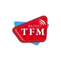 Logo of radio station TFM