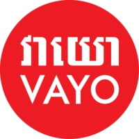 Logo of radio station VAYO FM Radio