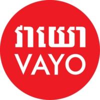 Logo of radio station VAYO FM Radio