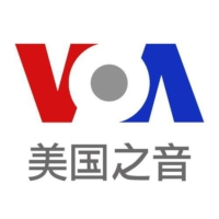 Logo of radio station 美国之音 VOA