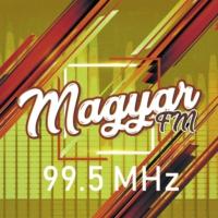 Logo de la radio 99.5 Magyar FM