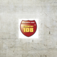 Logo of radio station Country 108