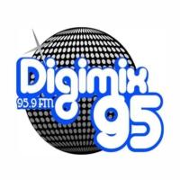 Logo de la radio XHPAL Digimix 95