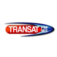 Logo of radio station Transat FM