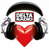 Logo de la radio Delta Radio IT