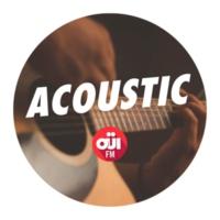 Logo de la radio OUI FM Acoustic