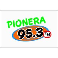 Logo de la radio Pionera 95.3