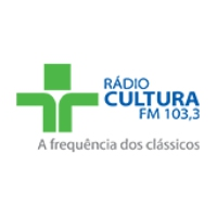Logo of radio station Cultura FM 103.3