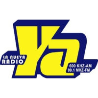 Logo of radio station La nueva Radio YA