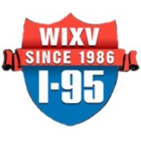 Logo of radio station WIXV 95.5