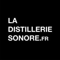 Logo of radio station La Distillerie Sonore