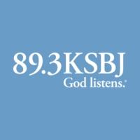 Logo of radio station 89.3 KSBJ
