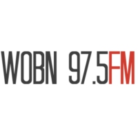 Logo of radio station WOBN The Wildcard 97.5