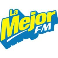 Logo of radio station XHAGT La Mejor 93.7 FM