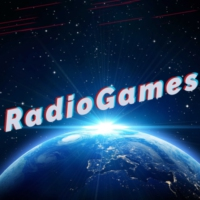 Logo of radio station RadioGames