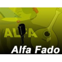 Logo of radio station Alfa Fado