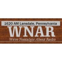 Logo of radio station WNAR