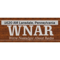 Logo of radio station WNAR