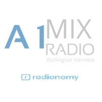 Logo of radio station A-1 Mix Radio Vermont