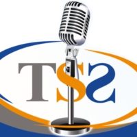 Logo of radio station TSS RADIO-TV