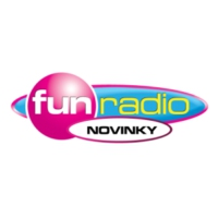 Logo of radio station Fun Rádio Novinky
