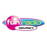 Logo de la radio Fun Rádio Novinky