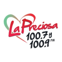 Logo of radio station KPRC La Preciosa 100.7
