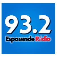 Logo of radio station Esposende Radio 93.2 FM