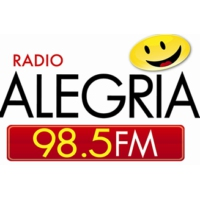 Logo of radio station Radio Alegria FM 98.5