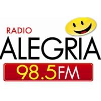 Logo de la radio Radio Alegria FM 98.5