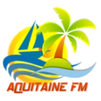 Logo of radio station Aquitaine FM