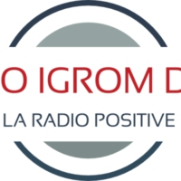 Logo of radio station IGROM DEUX