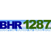 Logo of radio station BHR 1287